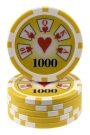 Royal Flush Yellow 1000 (25kpl)