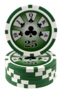 Royal Flush Green 25 (25kpl)