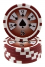 Royal Flush Red 5 (25kpl)