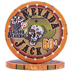 Nevada Jack Orange 50cent