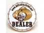 Dealer Button, Nevada Jacks